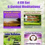 4CD Set Guided Meditation
