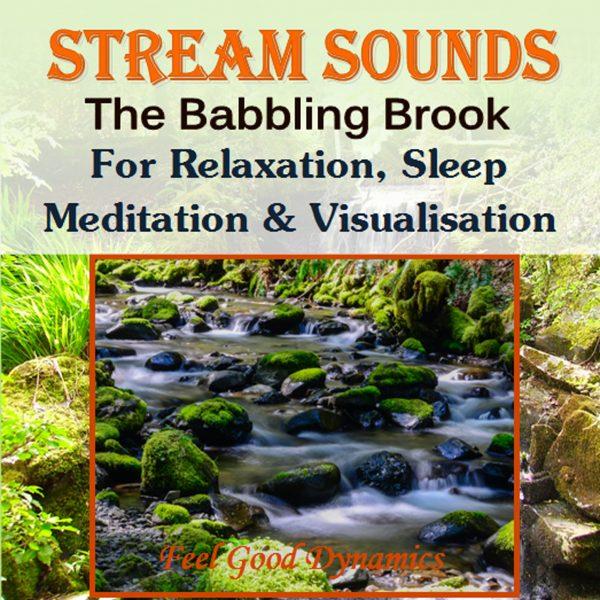 Stream Sounds Babbling Brook